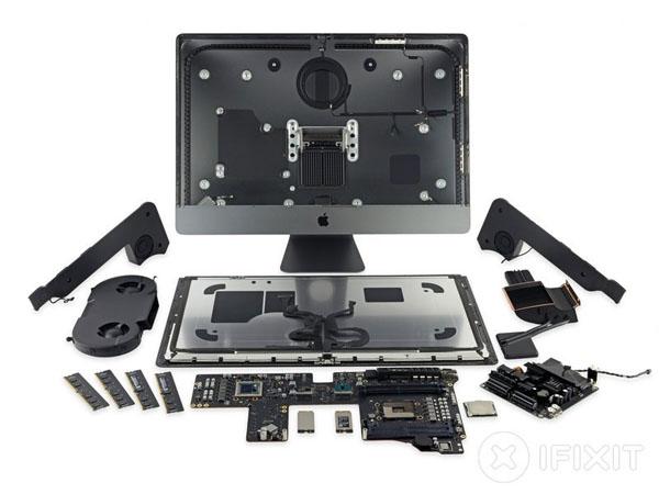 iMac Pro - Hướng dẫn tháo lắp