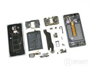 Huawei Mate 10 Pro – Hướng dẫn tháo lắp