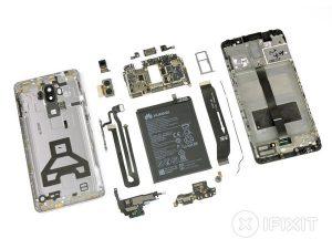 Huawei Mate 9 – Hướng dẫn tháo lắp