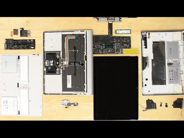 Microsoft Surface Book 2 – Hướng dẫn tháo lắp