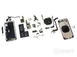 iPhone X – Hướng dẫn tháo lắp