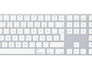 Bàn phím Apple A1243 – Hướng dẫn tháo lắp