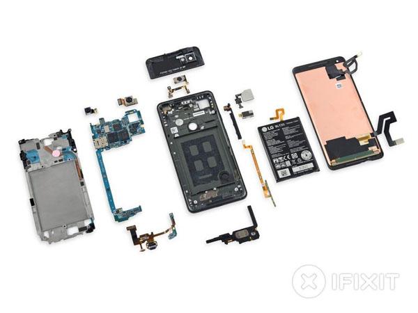 Google Pixel 2 XL – Hướng dẫn tháo lắp