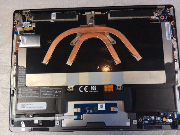 Huawei matebook X - Hướng dẫn tháo lắp