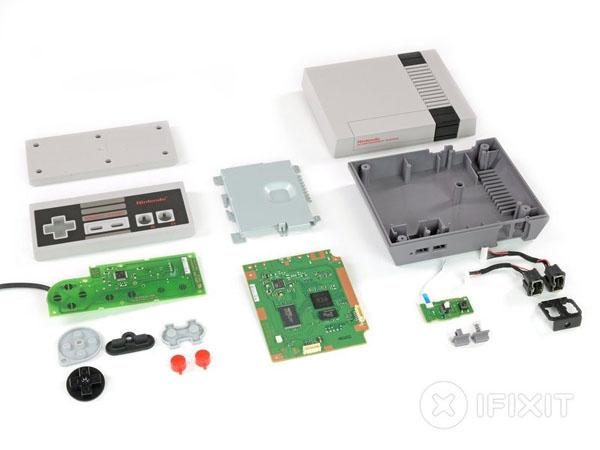 Nintendo Classic Mini NES – Hướng dẫn tháo lắp