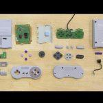 Phiên bản Super Nintendo Classic - Hướng dẫn tháo lắp