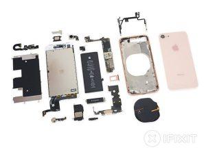 iPhone 8 – Hướng dẫn tháo lắp