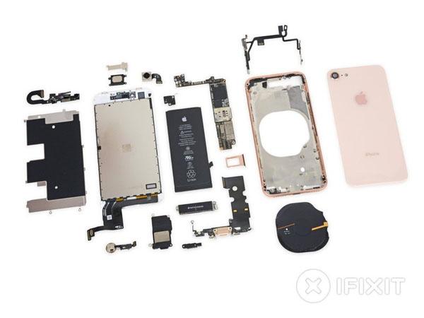 iPhone 8 - Hướng dẫn tháo lắp