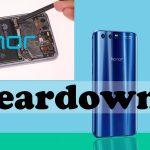 Huawei Honor 9 - Hướng dẫn tháo lắp