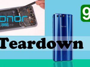 Huawei Honor 9 – Hướng dẫn tháo lắp