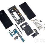 Samsung Galaxy Note8 - Hướng dẫn tháo lắp