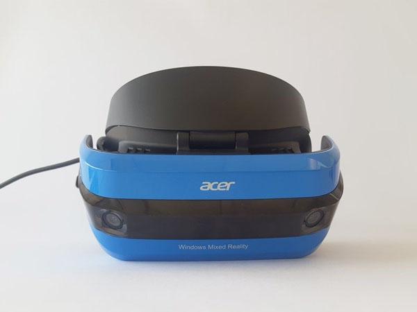Tai nghe thực tế hỗn hợp Acer Windows phiên bản dành cho nhà phát triển – Hướng dẫn tháo lắp