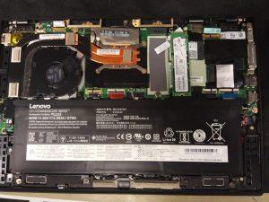 Lenovo ThinkPad X1 Carbon thế hệ thứ 6 – Hướng dẫn tháo lắp