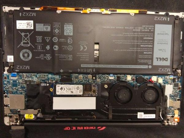 Dell XPS 13 9370 - Hướng dẫn tháo lắp - Sửa Máy Nhanh