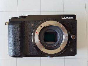 Panasonic Lumix GX80/85 – Hướng dẫn tháo lắp
