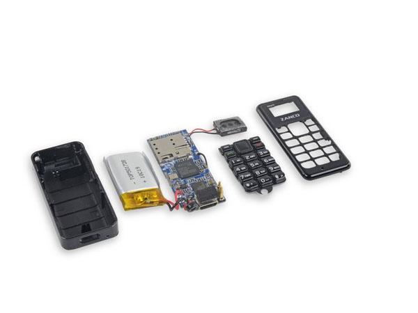 Zanco Tiny T1 - Hướng dẫn tháo lắp