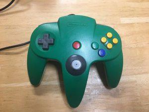 Bộ điều khiển Nintendo 64 – Hướng dẫn tháo lắp