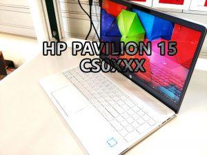 HP Pavilion 15 cs0xxx Unboxing – Hướng dẫn tháo lắp