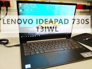 Lenovo IdeaPad 730S 13IWL – Hướng dẫn tháo lắp