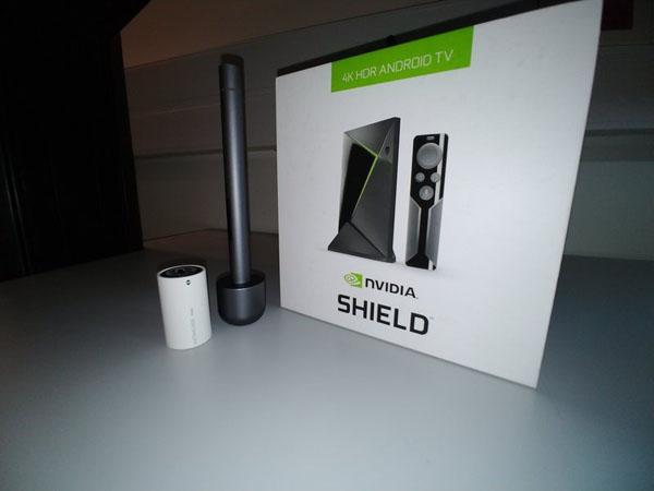 Nvidia Shield Tv Unboxing - Hướng dẫn tháo lắp