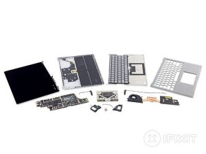 Microsoft Surface Laptop – Hướng dẫn tháo lắp