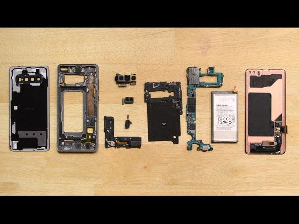Samsung Galaxy S10+ Hướng dẫn tháo lắp