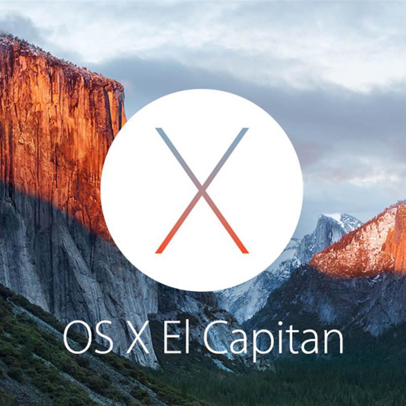 EL CAPITAN – OS X 10.11