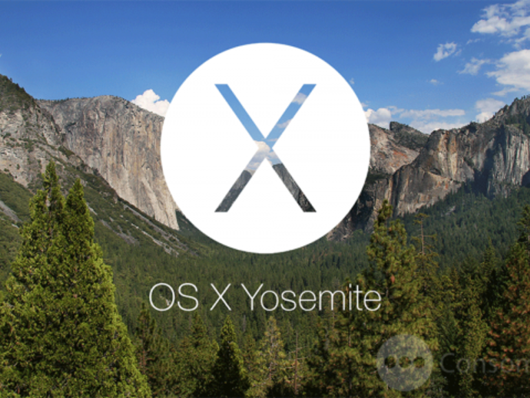 YOSEMITE – OS X 10.10