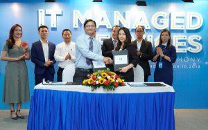 CMC TSSG chính thức ra mắt dịch vụ quản lý hệ thống công nghệ thông tin