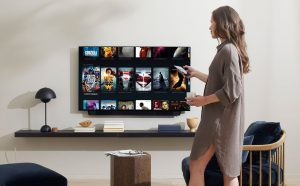 OnePlus TV chính thức: 55″ QLED, Android TV, có sẵn soundbar, hỗ trợ HDR10+, Dolby Atmos/Vision