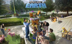Minecraft: Earth sẽ ra mắt thử nghiệm vào tháng 10 tới