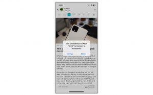 Đôi điều về thông báo truy cập bluetooth từ các app trên iOS 13