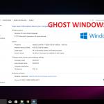 Bản Ghost Windows Dành Cho Văn Phòng [Link Google Drive]