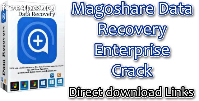 Magoshare Data Recovery Enterprise 3.9 khôi phục dữ liệu windows chính xác