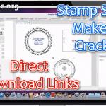 Stamp Seal Maker 3.179 tạo dấu cao su cho doanh nghiệp cực đẹp