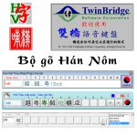 Phần mềm viết sớ hán nôm – phần mềm dịch hán nôm full cr@ck