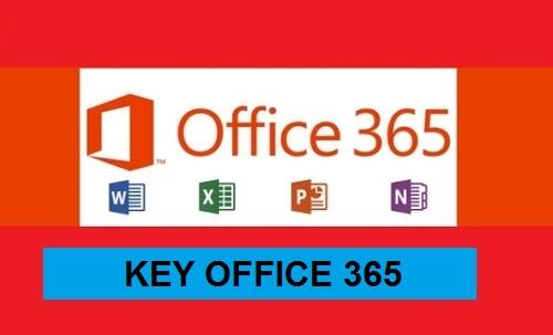 [SHARE] Key Microsoft Office 365
