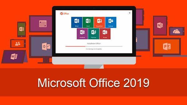 Link tải bộ cài đặt + kích hoạt Bản Quyền Office 2019