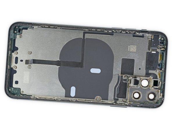 Thay thế ốp lưng iPhone 11 Pro