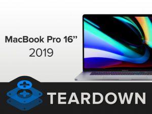 "MacBook Pro 16 ""2019 Phá Bỏ"