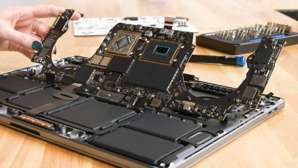 Hướng Dẫn Tháo MacBook Pro 16″ 2019