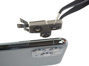 Thay thế camera sau iPhone 11 Pro