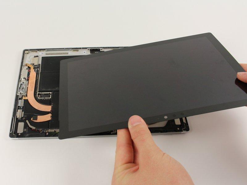 Thay màn hình Surface Pro 5