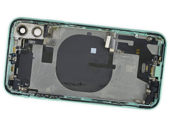 Thay thế ốp lưng iPhone 11