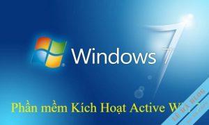 Tool Active Win 7 – Công Cụ Bẻ Khóa Windows 7