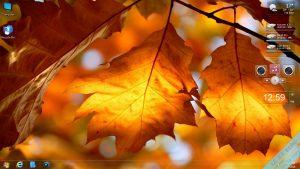 Ghost Windows 7 Lite Autumn [x86-x64] Nhanh, Mượt, Nhẹ