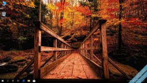 Ghost Win 10 1903 No Soft (Build 18362.295) – Autumn Memories 2019