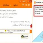 3DP NET 17.03 – Cài Đặt Driver Mạng Offline
