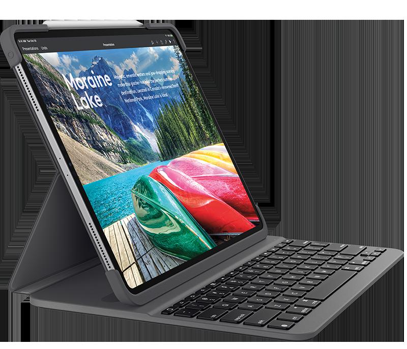 Bàn phím iPad Pro 12.9Logitech Slim Folio Pro