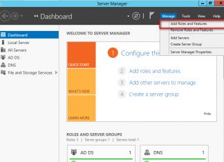 Hướng dẫn cài đặt IIS trên Windows Server 2012